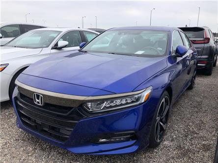 2020 Honda Accord Sport 1.5T (Stk: I200514) in Mississauga - Image 1 of 5