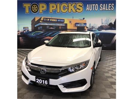 2016 Honda Civic EX (Stk: 027244) in NORTH BAY - Image 1 of 26