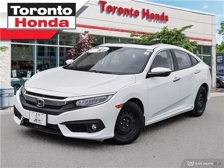 2016 Honda Civic Sedan Touring (Stk: H40149T) in Toronto - Image 1 of 27