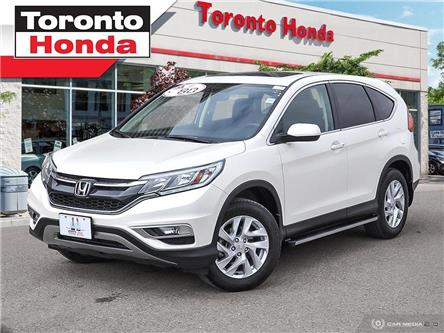 2016 Honda CR-V EX (Stk: H40183T) in Toronto - Image 1 of 27