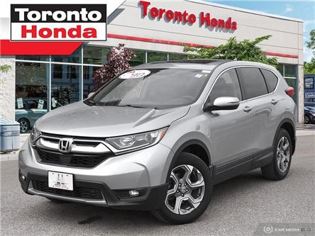 2018 Honda CR-V EX (Stk: H40177T) in Toronto - Image 1 of 27