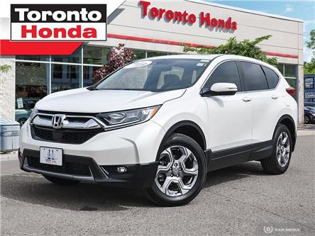 2018 Honda CR-V EX (Stk: H40189T) in Toronto - Image 1 of 27