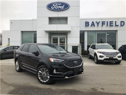 2020 Ford Edge Titanium (Stk: ED20329) in Barrie - Image 1 of 23