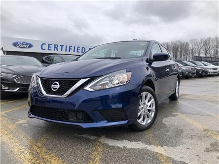 2019 Nissan Sentra 1.8 SV (Stk: P9076) in Barrie - Image 1 of 15