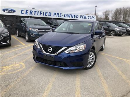 2019 Nissan Sentra 1.8 SV (Stk: P9072) in Barrie - Image 1 of 17