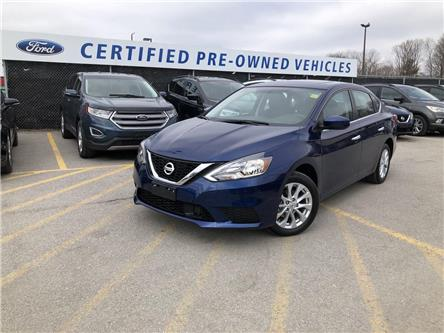 2019 Nissan Sentra 1.8 SV (Stk: P9073) in Barrie - Image 1 of 17