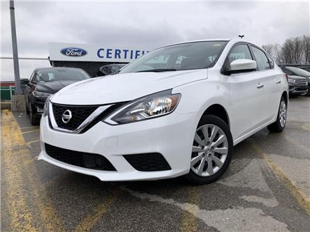 2018 Nissan Sentra 1.8 SV (Stk: P9067) in Barrie - Image 1 of 16