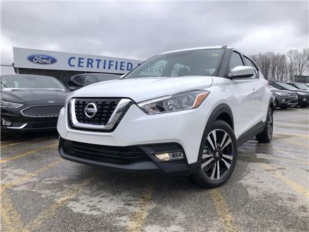 2019 Nissan Kicks SV (Stk: P9079) in Barrie - Image 1 of 14