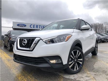2019 Nissan Kicks SV (Stk: P9069) in Barrie - Image 1 of 15