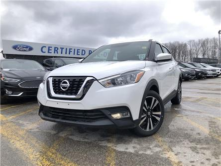 2019 Nissan Kicks SV (Stk: P9077) in Barrie - Image 1 of 14