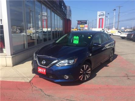 2017 Nissan Sentra  (Stk: N1608) in Hamilton - Image 1 of 14