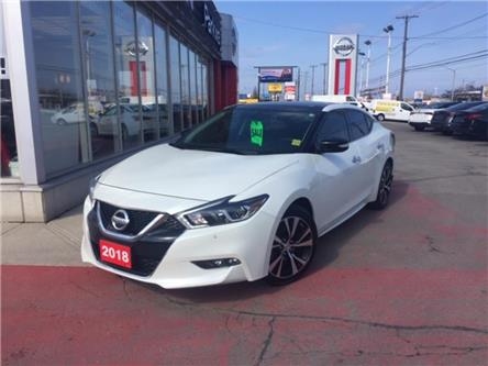 2018 Nissan Maxima  (Stk: N1614) in Hamilton - Image 1 of 13