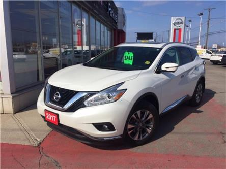 2017 Nissan Murano  (Stk: N20278A) in Hamilton - Image 1 of 13