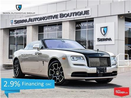 2018 Rolls-Royce Dawn Black Badge (Stk: P1210A) in Aurora - Image 1 of 30