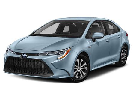 2020 Toyota Corolla Hybrid Base (Stk: 20418) in Ancaster - Image 1 of 9