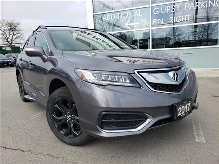 2017 Acura RDX Tech (Stk: 803886T) in Brampton - Image 1 of 10