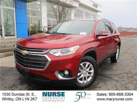 2020 Chevrolet Traverse LT (Stk: 20R015) in Whitby - Image 1 of 28