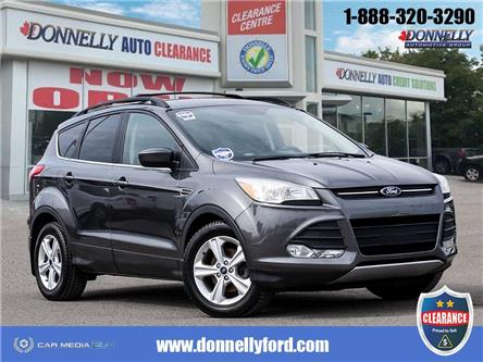 2015 Ford Escape SE (Stk: CLDT118A) in Ottawa - Image 1 of 28