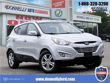 2013 Hyundai Tucson  (Stk: CLDUR6401A) in Ottawa - Image 1 of 28