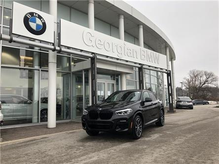 2020 BMW X4 xDrive30i (Stk: B20074) in Barrie - Image 1 of 8