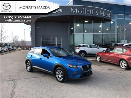 2017 Mazda CX-3 GX (Stk: 28262) in Barrie - Image 1 of 18