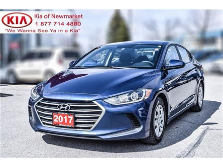 2017 Hyundai Elantra LE (Stk: 200163A) in Newmarket - Image 1 of 17