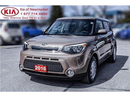 2016 Kia Soul LX (Stk: 200380A) in Newmarket - Image 1 of 18