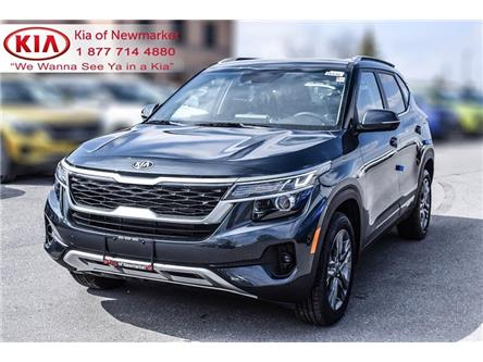 2021 Kia Seltos EX (Stk: 210004) in Newmarket - Image 1 of 19