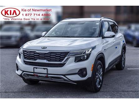 2021 Kia Seltos LX (Stk: 210007) in Newmarket - Image 1 of 19