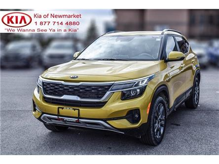 2021 Kia Seltos EX (Stk: 210009) in Newmarket - Image 1 of 19