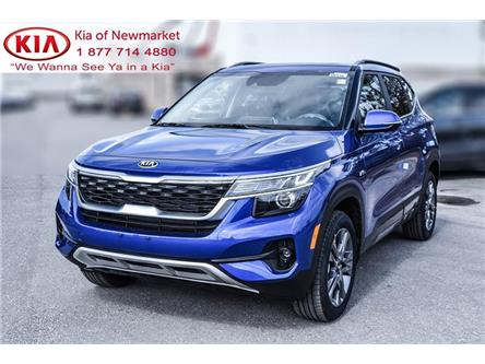 2021 Kia Seltos EX (Stk: 210010) in Newmarket - Image 1 of 20