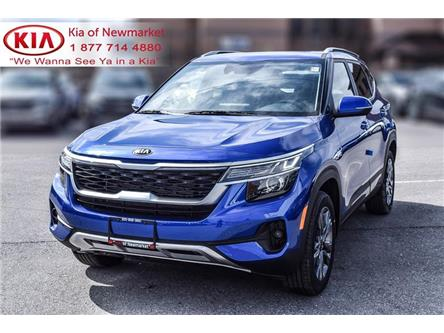 2021 Kia Seltos EX (Stk: 210012) in Newmarket - Image 1 of 22