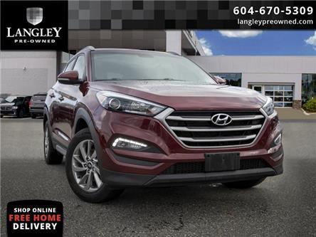 2017 Hyundai Tucson Premium (Stk: LC0176) in Surrey - Image 1 of 23