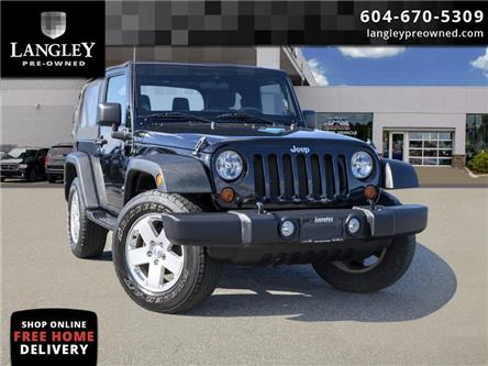 2012 Jeep Wrangler Sport (Stk: K731457A) in Surrey - Image 1 of 17