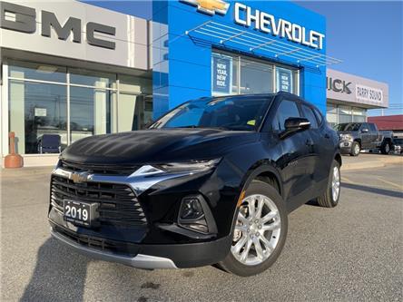 2019 Chevrolet Blazer 3.6 True North (Stk: 19-087) in Parry Sound - Image 1 of 13