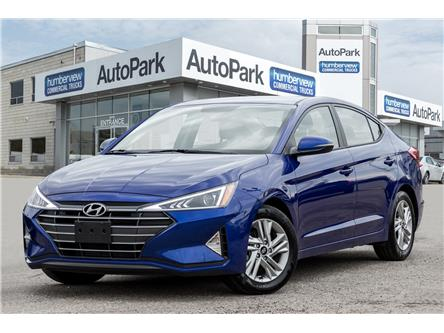 2020 Hyundai Elantra Preferred (Stk: ) in Mississauga - Image 1 of 18