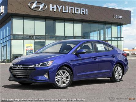 2020 Hyundai Elantra Preferred w/Sun & Safety Package (Stk: 20EL0550) in Leduc - Image 1 of 23