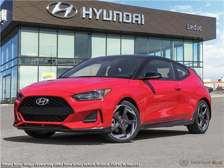 2020 Hyundai Veloster Turbo w/Two-Tone Paint (Stk: 20VL2435) in Leduc - Image 1 of 23