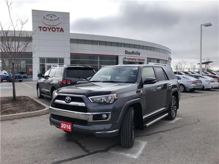 2016 Toyota 4Runner SR5 (Stk: P2081A) in Whitchurch-Stouffville - Image 1 of 19