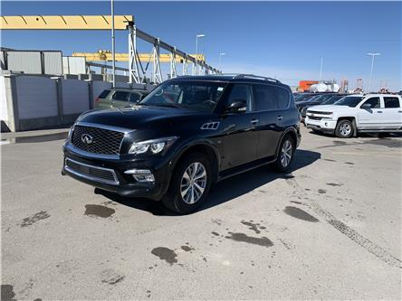 2015 Infiniti QX80 Limited 7 Passenger (Stk: 216168) in Fort MacLeod - Image 1 of 13