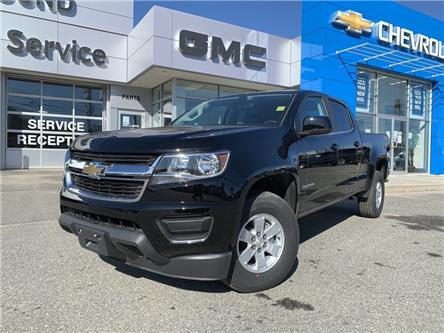 2020 Chevrolet Colorado WT (Stk: 20-045) in Parry Sound - Image 1 of 13