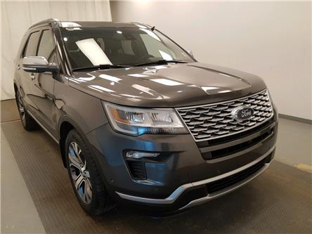 2018 Ford Explorer Platinum (Stk: 189963) in Lethbridge - Image 1 of 30