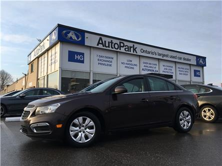 2015 Chevrolet Cruze 1LT (Stk: 15-61020) in Brampton - Image 1 of 22