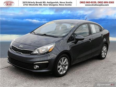 2017 Kia Rio EX+ w/Sunroof (Stk: 064734A) in Antigonish / New Glasgow - Image 1 of 24