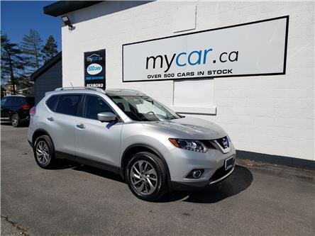 2015 Nissan Rogue SL (Stk: 200355) in Kingston - Image 1 of 25