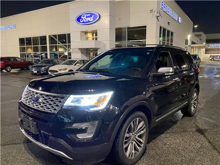 2017 Ford Explorer Platinum (Stk: 206328B) in Vancouver - Image 1 of 55