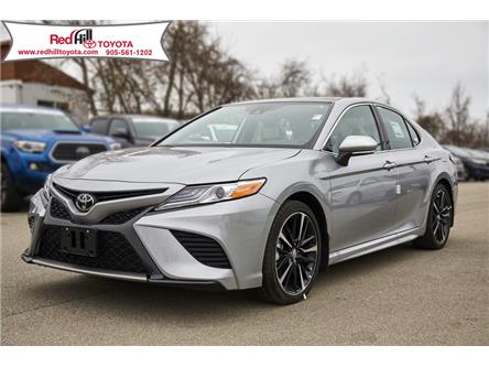 2020 Toyota Camry XSE (Stk: 20465) in Hamilton - Image 1 of 21