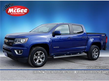 2017 Chevrolet Colorado Z71 (Stk: 20340A) in Peterborough - Image 1 of 19