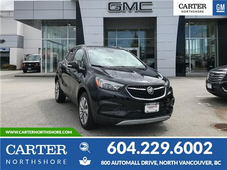 2019 Buick Encore Preferred (Stk: 9K13740) in North Vancouver - Image 1 of 13