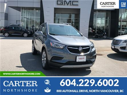 2019 Buick Encore Preferred (Stk: 9K86040) in North Vancouver - Image 1 of 13